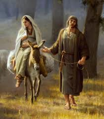 Jezus in Bethlehem geboren