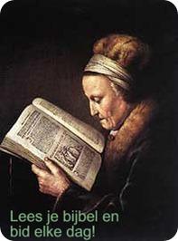 bijbelvrouw