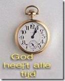 Gods Horloge