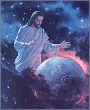 JEZUS OP KOMST