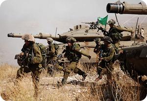 Israel gaza troepen