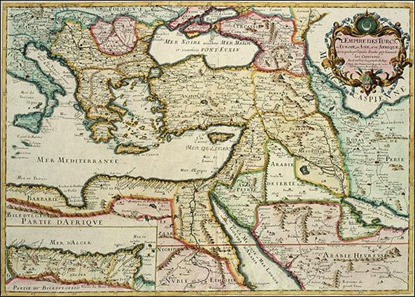 turkse rijk 1600