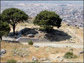 Altaar van Zeus te Pergamum