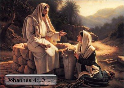Jezus bij de bron