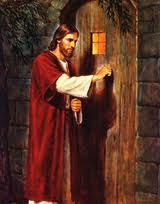 JEZUS KLOPT AAN UW DEUR