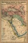 KAART HEBREEUWS