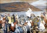 Jezus toespraak