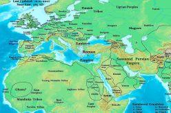 kaart ethiopie