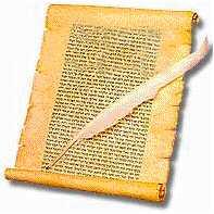 papiervel bijbel