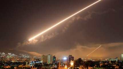 Damascus onder vuur