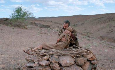 Abraham offer Isaac
